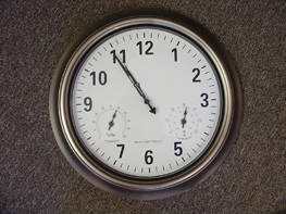 Court Clock
